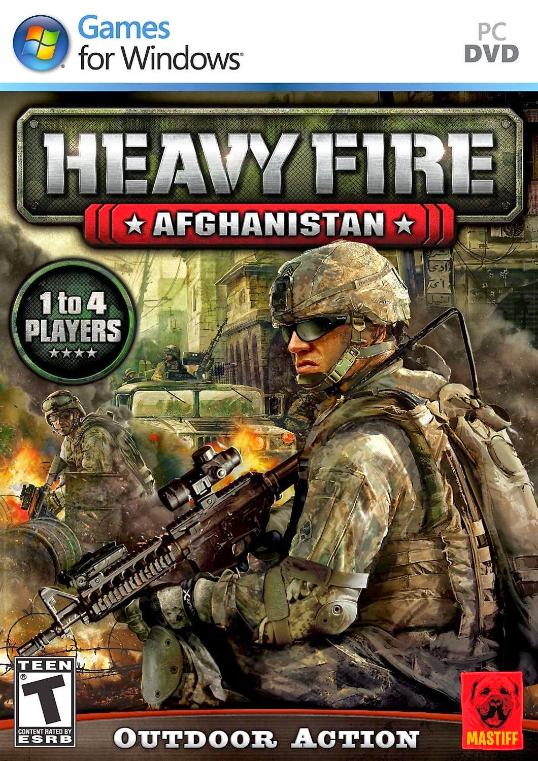 Heavy Fire Afghanistan Free