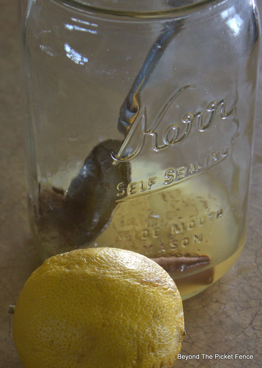 healthy drink, cleanse, green tea, raw honey, raw apple cider vinegar, beyond the picket fence,http://bec4-beyondthepicketfence.blogspot.com/2015/03/drink-up-healthy-yummy-concoction.html