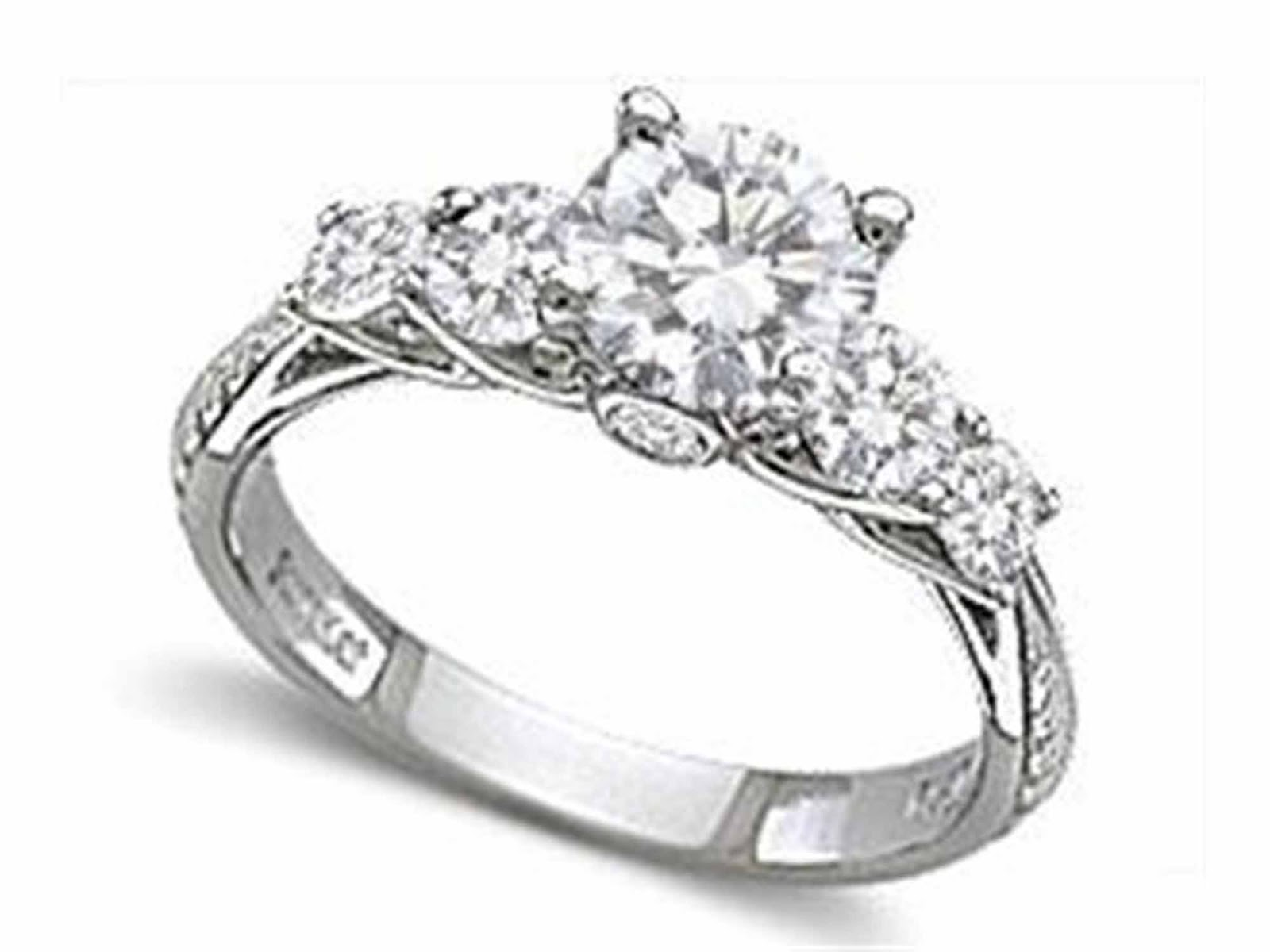 Picking the inexpensive promise rings for her ring review for Diamond wedding ring images