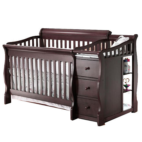 Bassinet Changing Table Combo8