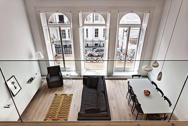 Apartamento en Londres - VW+BS Architecture and Design