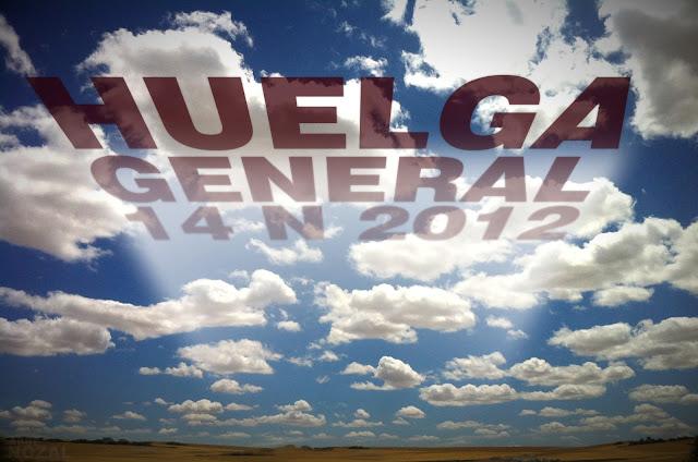 14 N Huelga General, 2012 (cc) Abbé Nozal