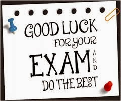 Good Luck to CSIR Dec 2013 Exam