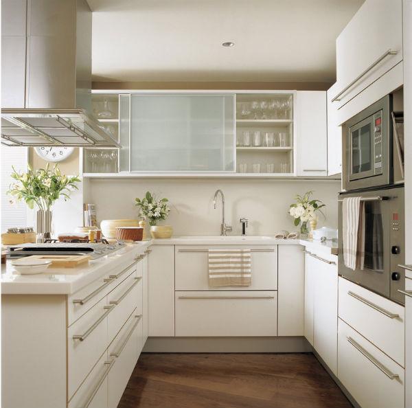 decorar cozinha moderna:pontos de interesse: cozinhas práticas.