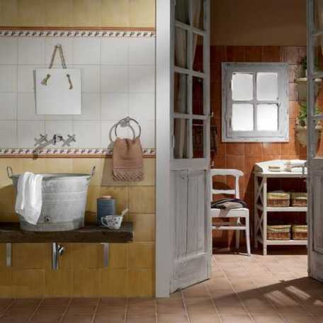Home decorating with ceramic mural Tiles