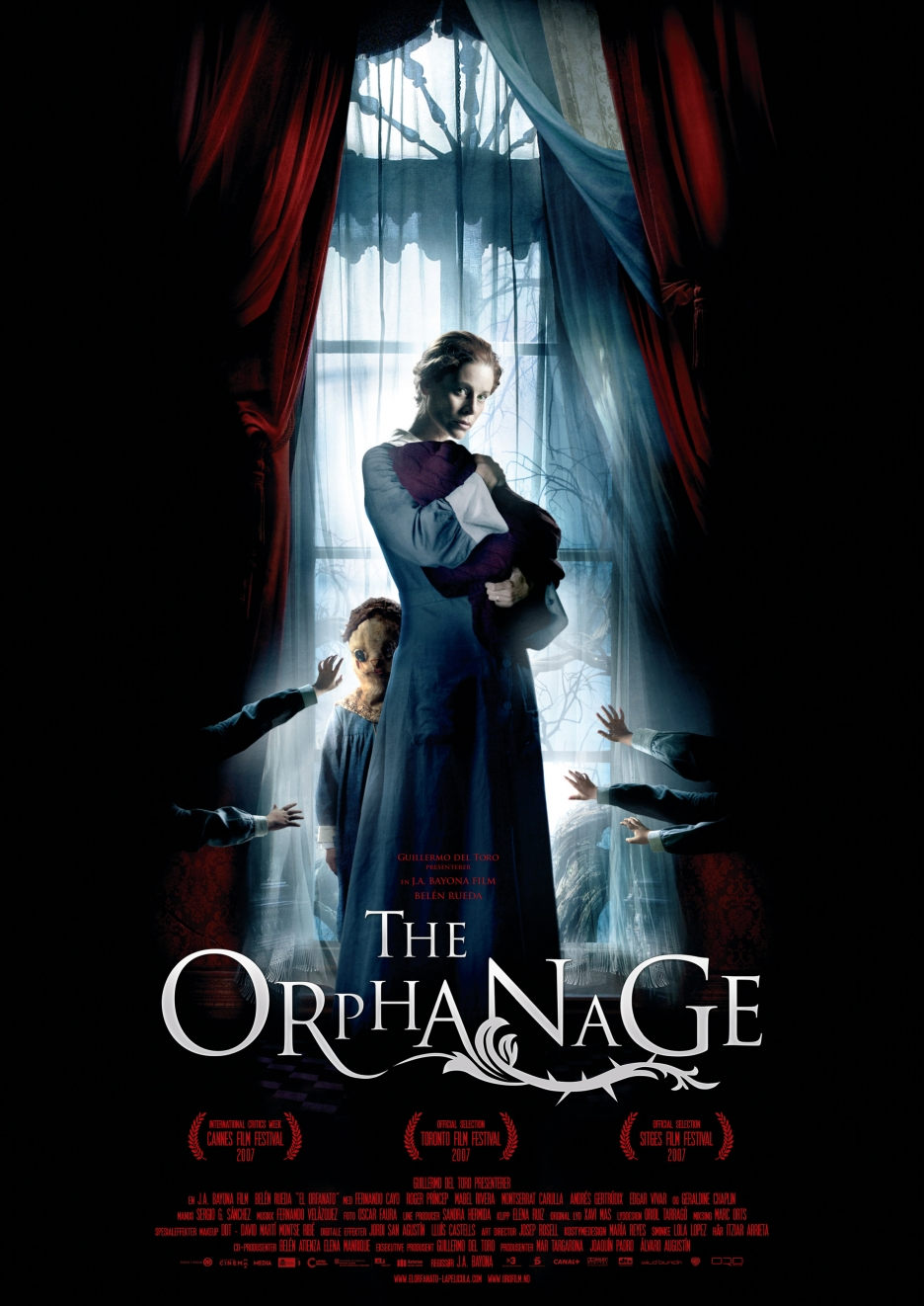 Promising Ghost Story Gets Orphaned in The Orphanage (2007)