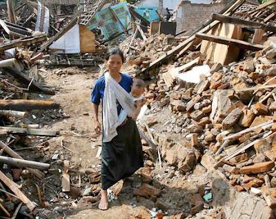 Gempa Bantul, Yogyakarta