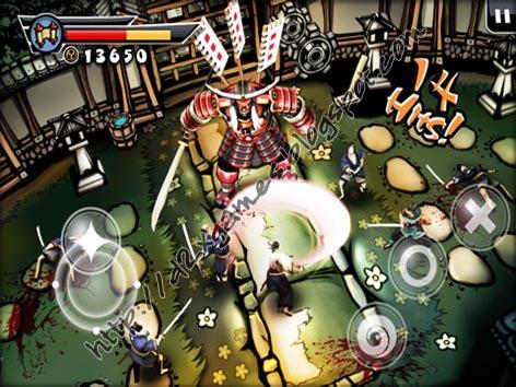 Free Download Games - Samurai Vengeance II