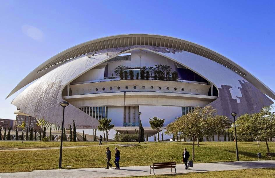 Bicheando punto com las cagadas de calatrava el arquitecto for Arquitectos importantes