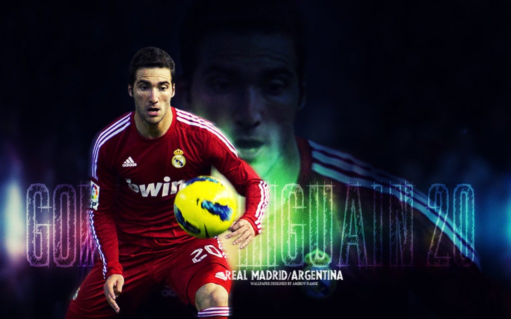 Higuain Wallpaper Gonzalo Higuain Wallpaper Gonzalo Higuain Wallpaper