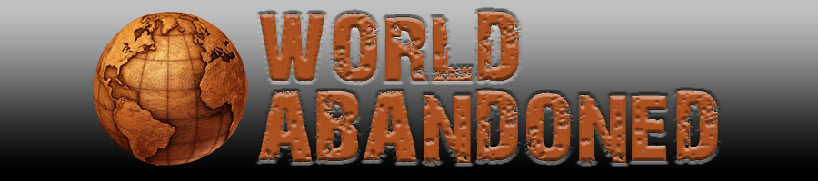 World Abandoned places