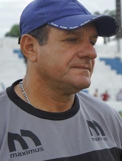 Geraldo Cirino (Foto: Larissa Keren)