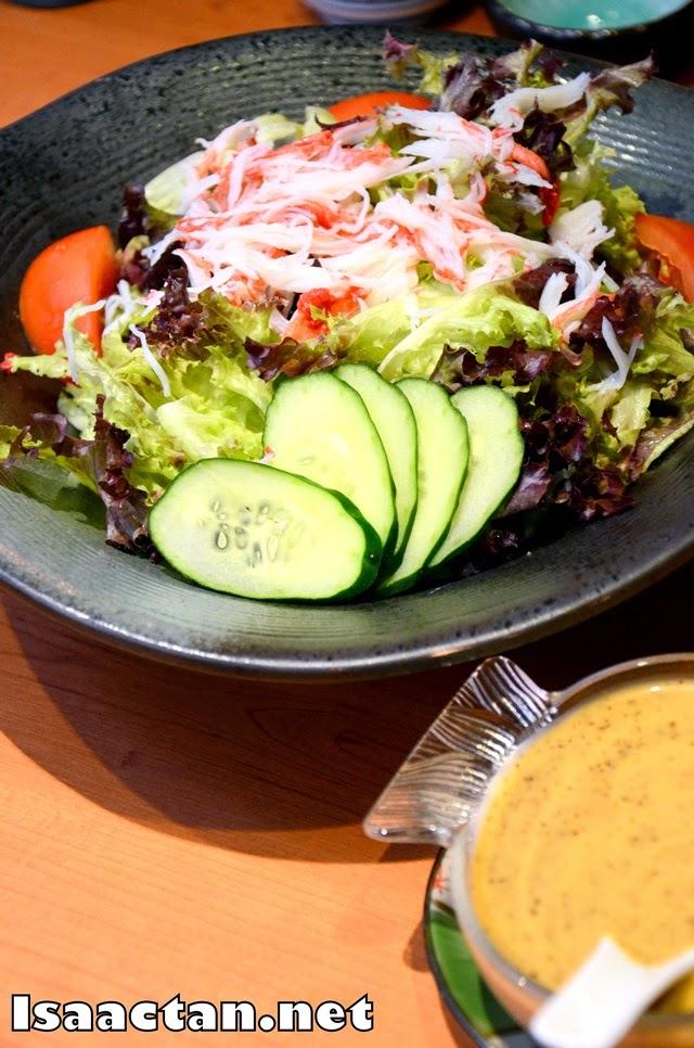 #2 Kani Salad - RM28