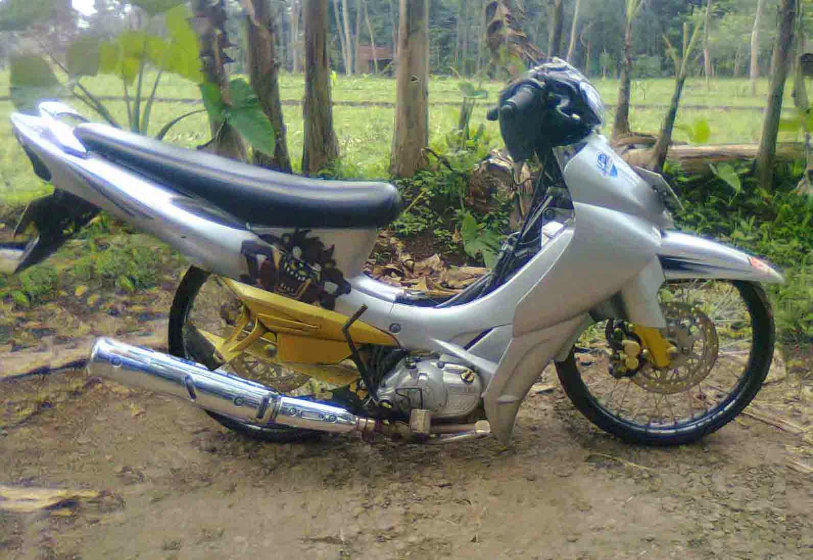 Foto Modifikasi Jupiter Z 2008 Ceper