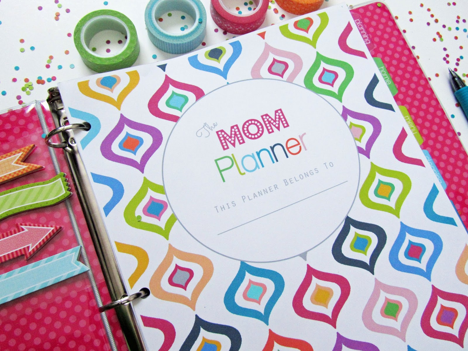 How to Make a Home Management Binder