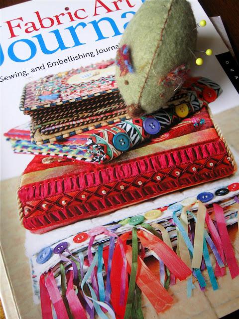 Hub bub embroidery journal again