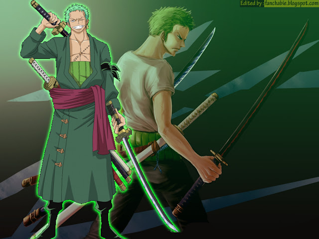 One Piece Wanted