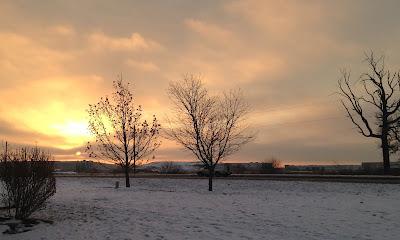 sunrise december 11 2013