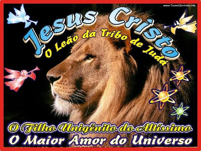 Jesus O Leão da Tribo de Judá