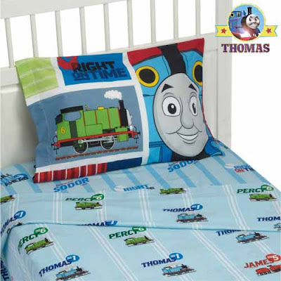 Train themed room bargain Thomas and friends decoration set stylish blanket bedding bed for children