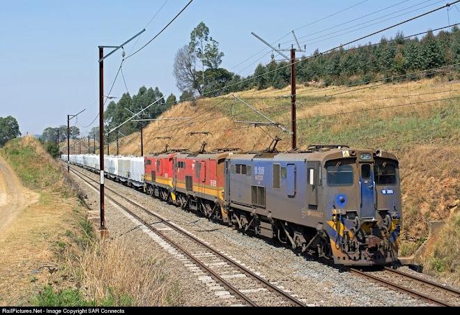 18-205 & Cement Train
