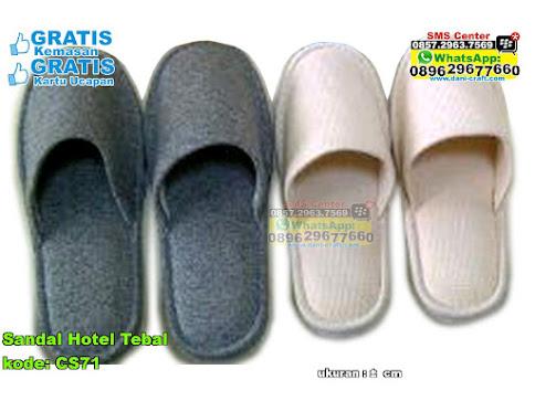 Sandal Hotel Tebal