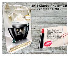 Avon Katalog Oktobar - Novembar 2015