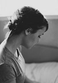 Y la tristeza se a apoderado de mi.