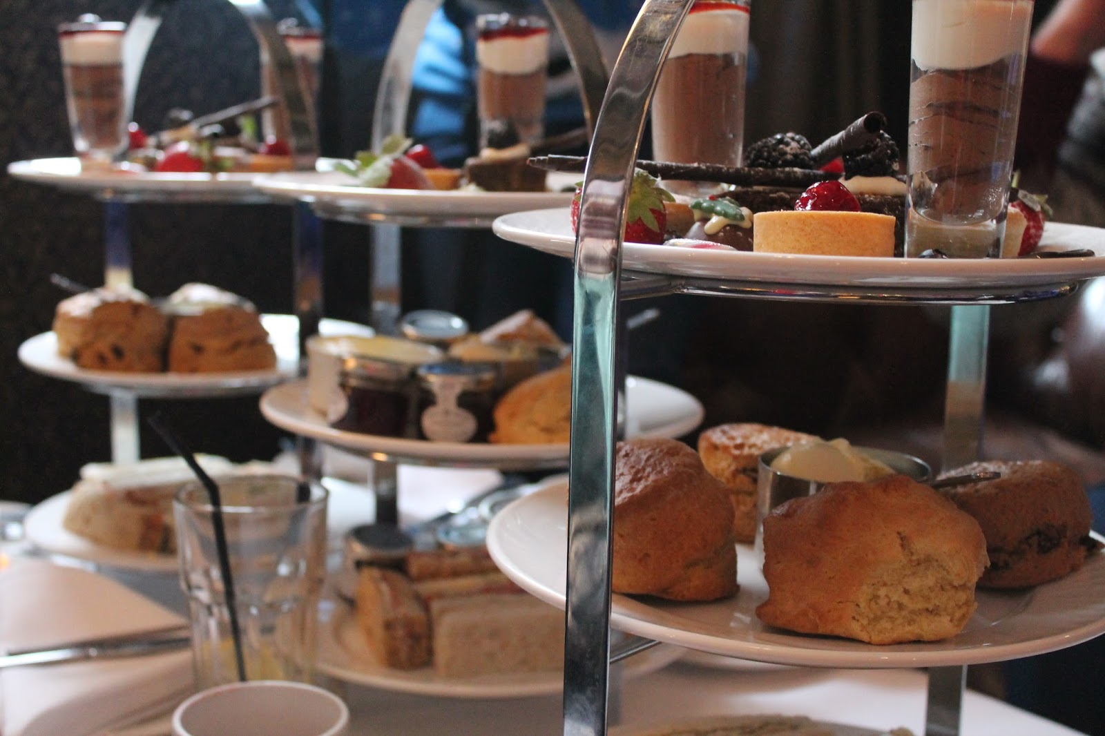 The Vermont Hotel Festive Afternoon Tea - Newcastle