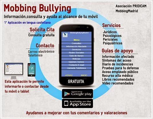 Mobbing Bullying APP Mobbing Bullying