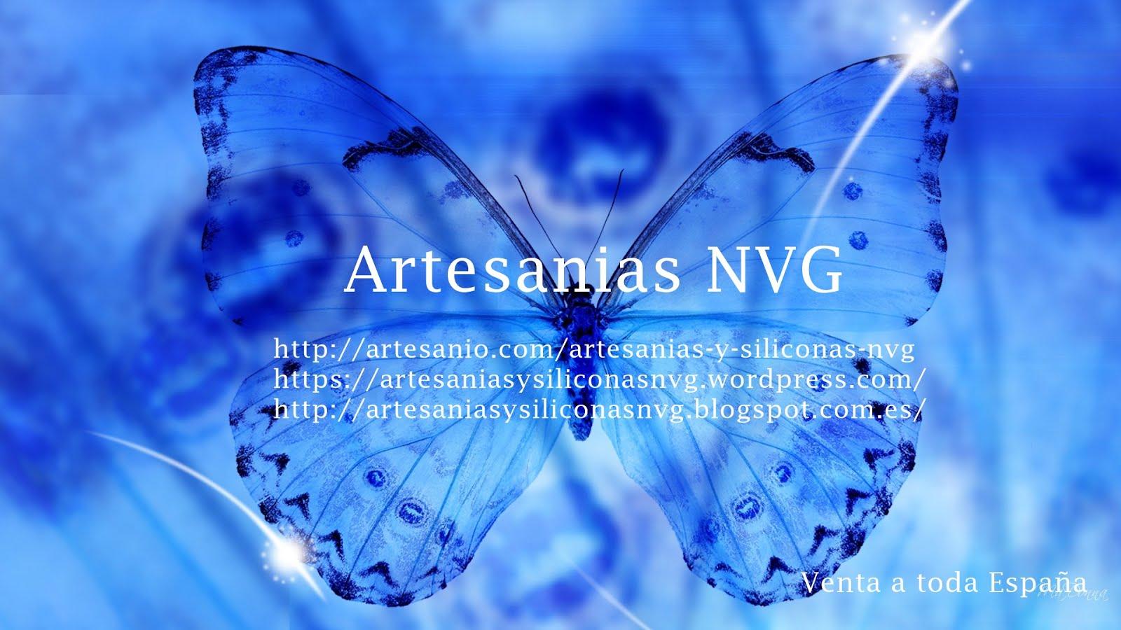 Artesanias y siliconas NVG -venta a toda España