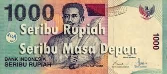 Nostalgia uang seribu pahlawan