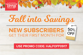 FABULOUS FALL SPECIAL!