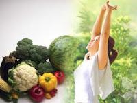 Tips Hidup Sehat Secara Alami