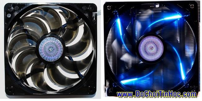 PHỤ KIỆN high-end PC: Tản nhiệt CPU, keo cao cấp, FAN 8-23cm, đồ mod PC, HÀNG ĐỘC!!! - 29