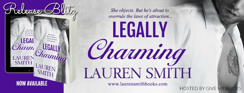 Legally Charming Release Blitz