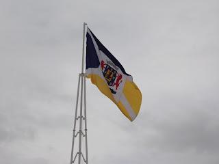 Gloriosa bandeira de Juazeiro do Norte.