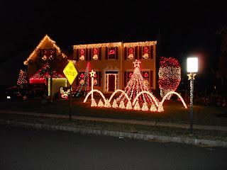 Christmas Wonderland House