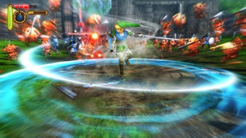 Hyrule Warriors, Jeux Vidéo, Nintendo, Nintendo Wii U, Team Ninja, Tecmo Koei,