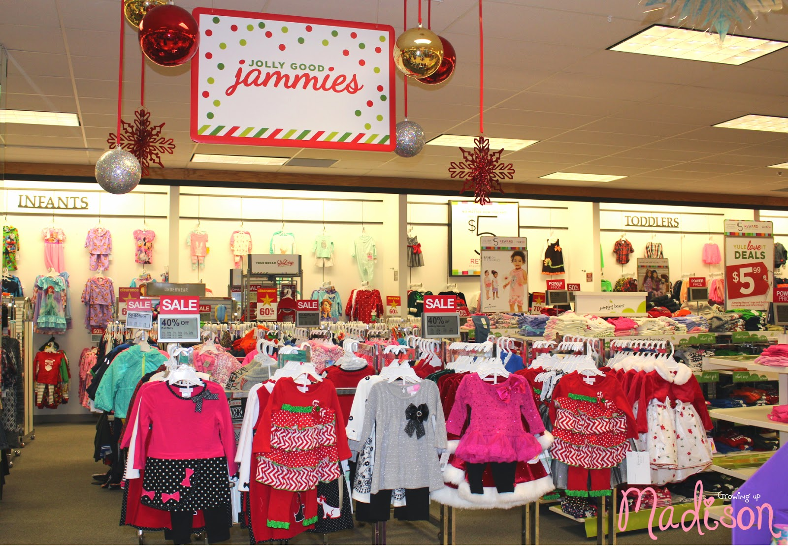 Holiday Shopping is Easy at Kohls - AnnMarie John