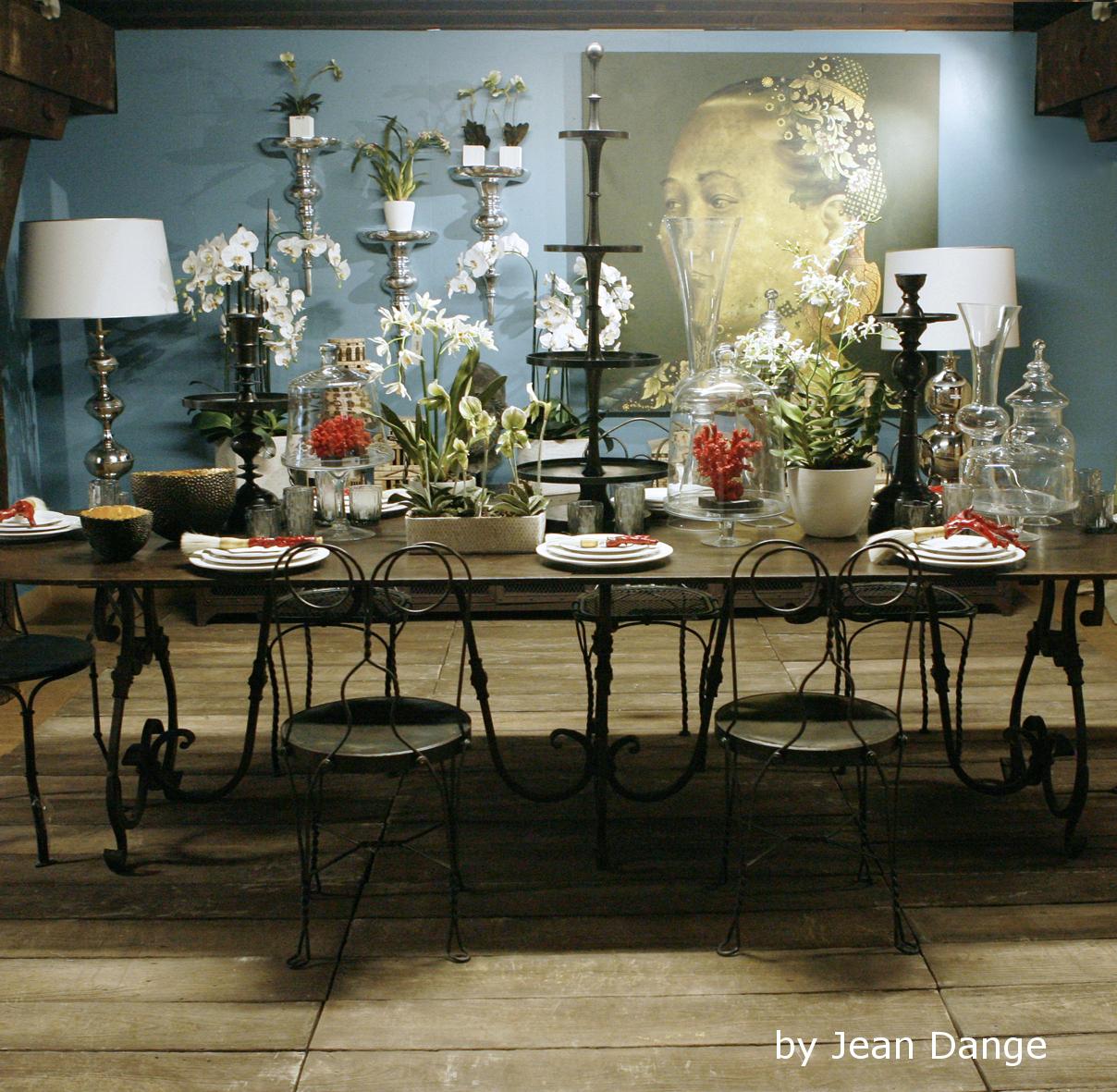 jean dange postmodern neo classic dining room. Black Bedroom Furniture Sets. Home Design Ideas