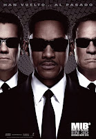 Cartel de Men in Black 3 en 3D, con Will Smith y Tommy Lee Jones, para los estrenos de la semana de Making Of