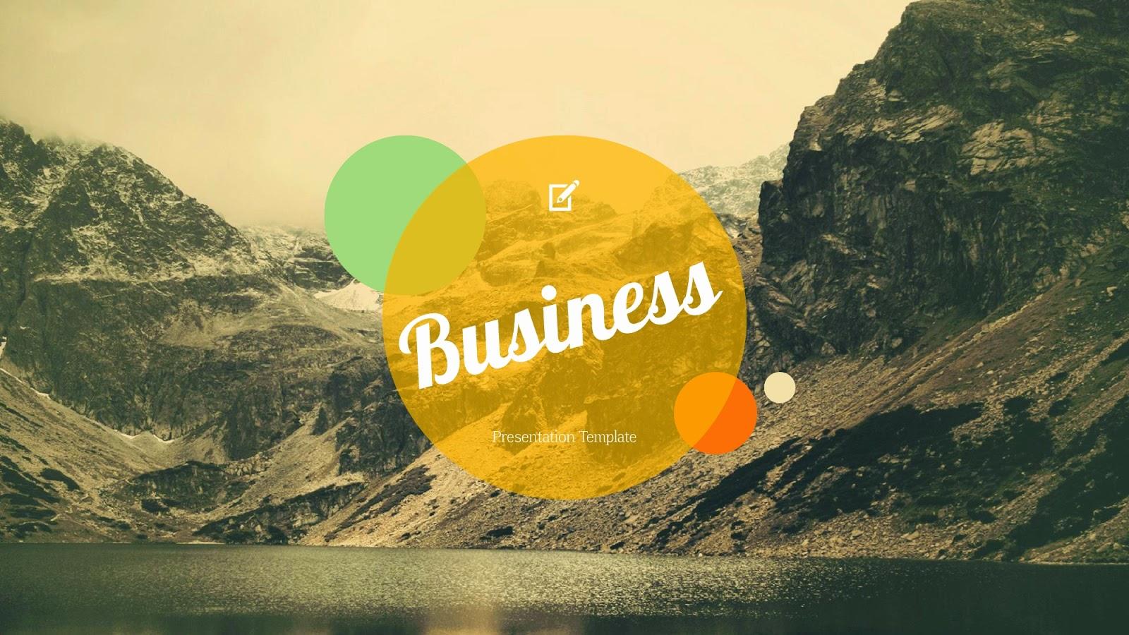 Business Presentation Template – Business Presentation Template