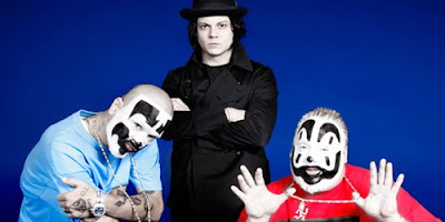 "Jack White collaborates with Insane Clown Posse to cover Mozart piece ""Lick My Ass"""