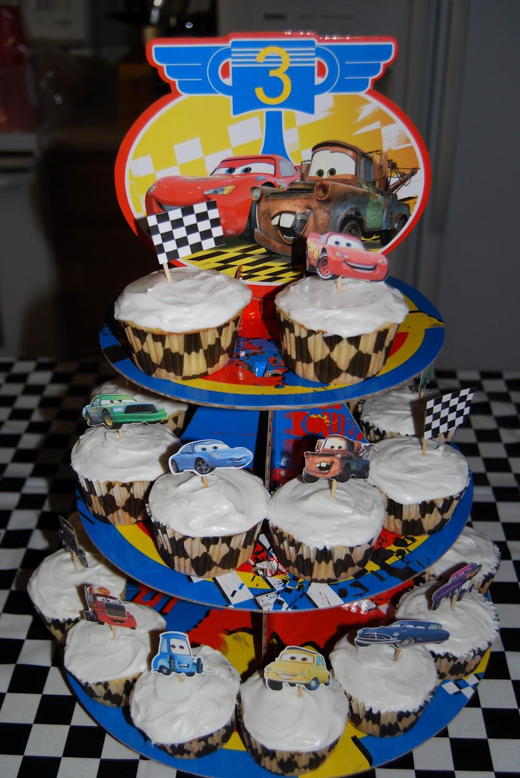 Crafty Teacher Mom Disney Cars Birthday Party