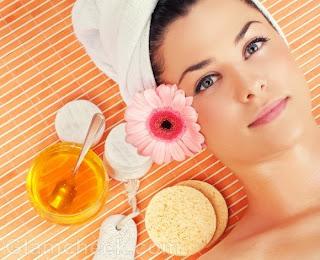 Manfaat Madu Untuk Scrub Wajah