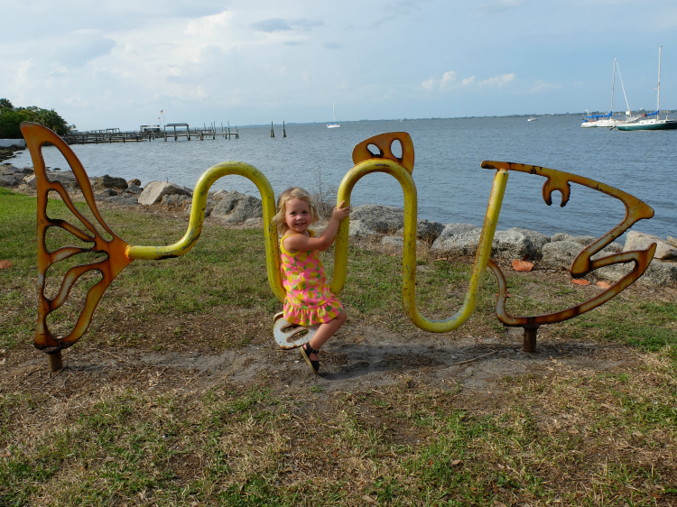 Pineapple Park, Brevard County Playgrounds