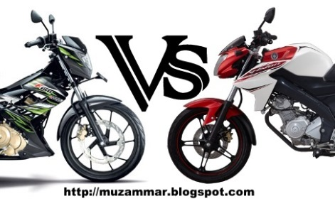 Suzuki satria FU VS Yamaha Vixion?
