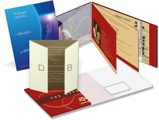 Template Undangan terlengkap Format CDR