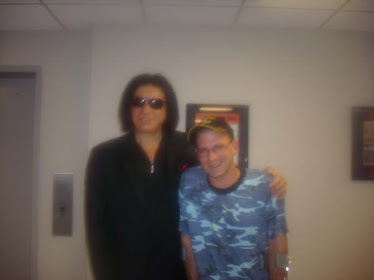 Sgt Ron and Gene Simmons